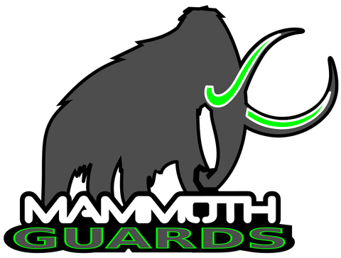 Tundra Rear 3RD GEN Mammoth Guards Hardware Kit