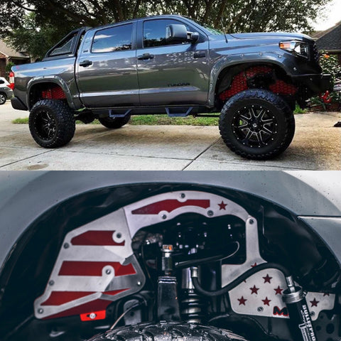 "Tundra Front The Patriot 3"" Body Lift (2ND & 3RD GEN 2007-2021)"
