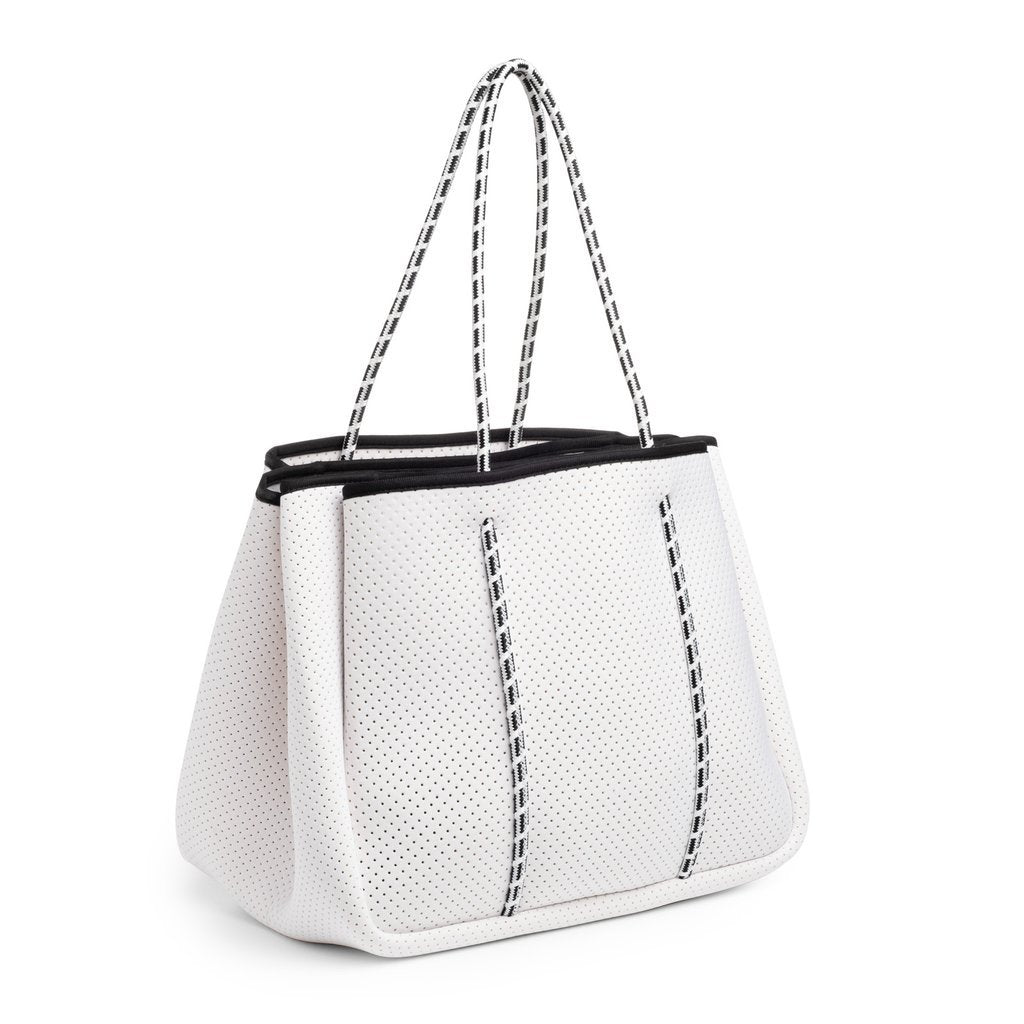 Annabel Ingall Neoprene Purse - White