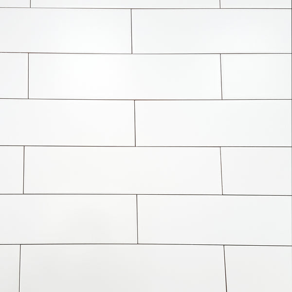 4x16 White Subway Tile
