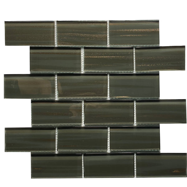 Bamboo Glass - B32 2x4 Brick
