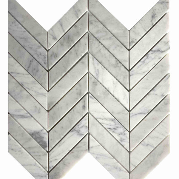 Carrara Chevron
