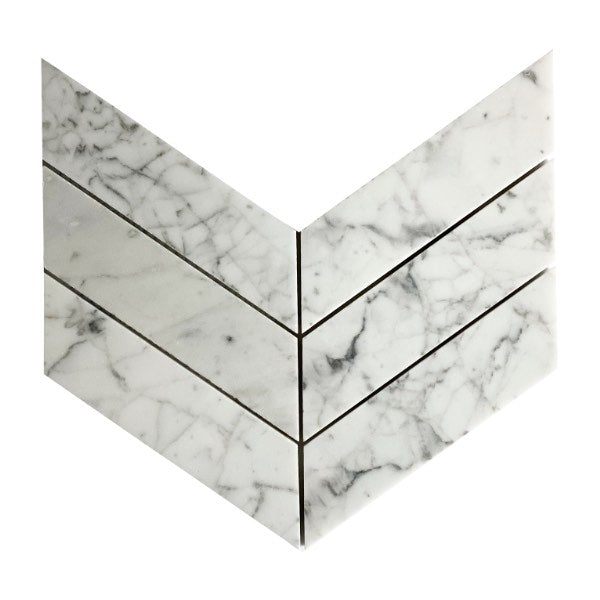 Carrara Chevron 2