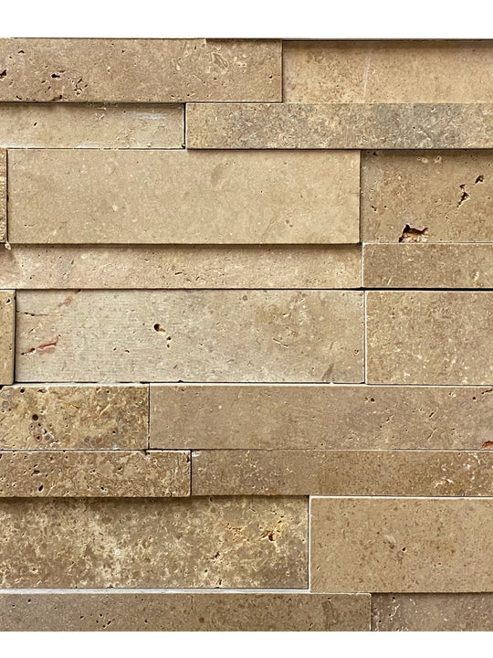 Cubic Noce Stone Wall Cladding 6