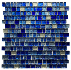 Blue Glass - FZS16 - Faiola Tile