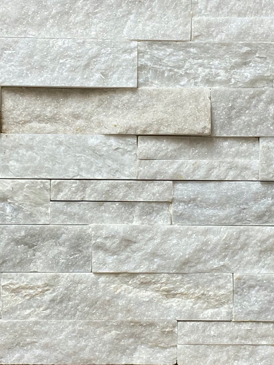 Glacier White Stone Wall Cladding 6