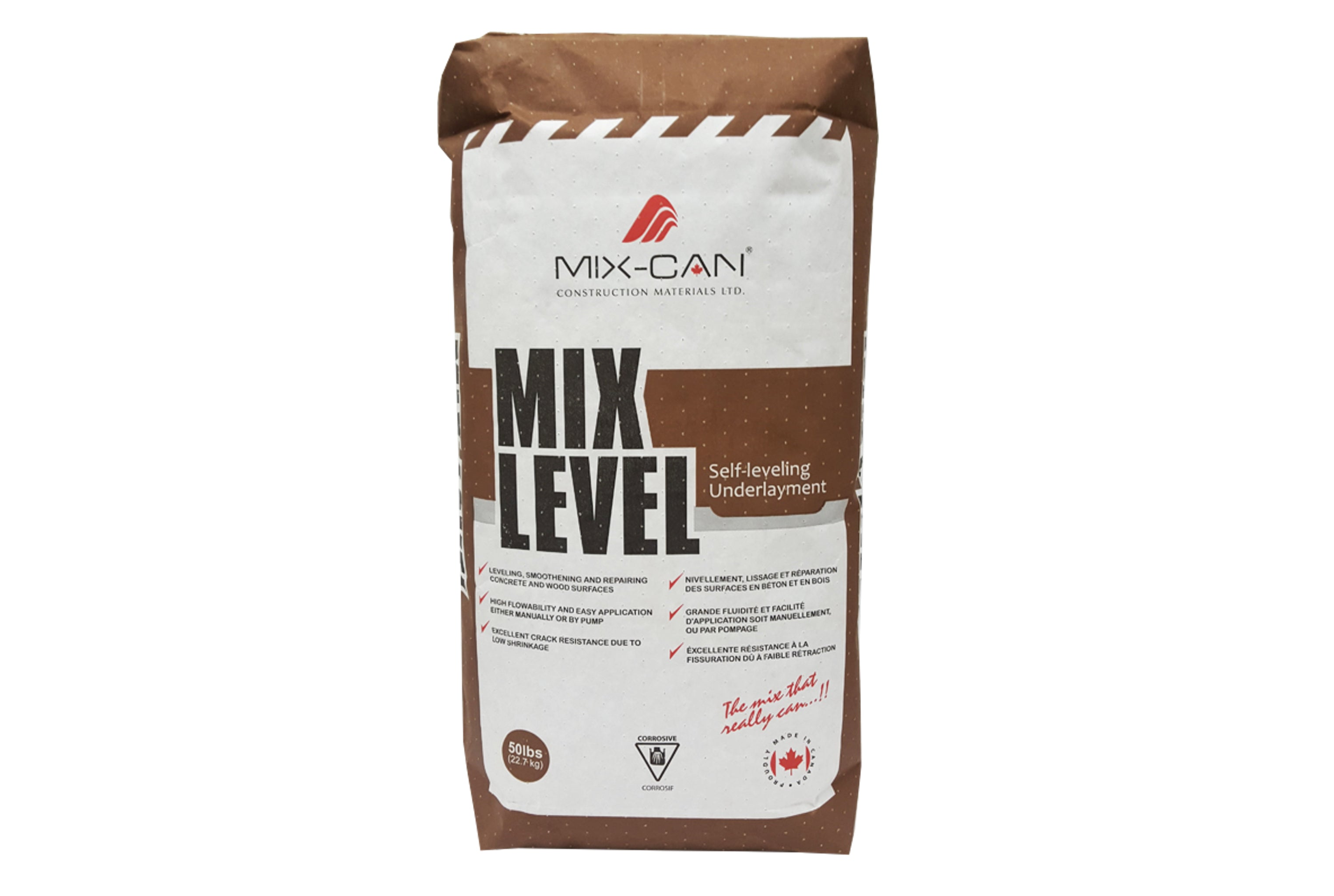 Mix Level - Self Leveling Underlayment - Faiola Tile