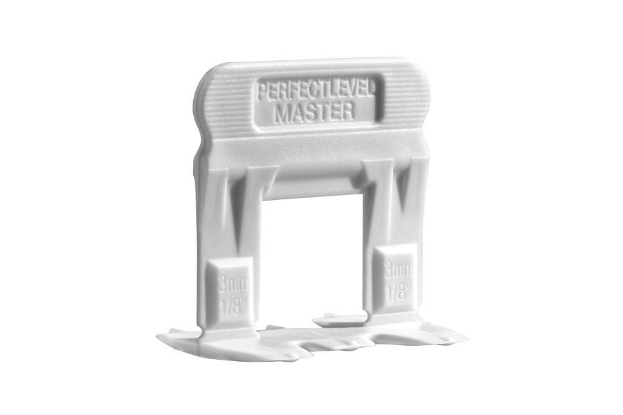 Perfect Level Master T-Lock Clips 3mm - Faiola Tile
