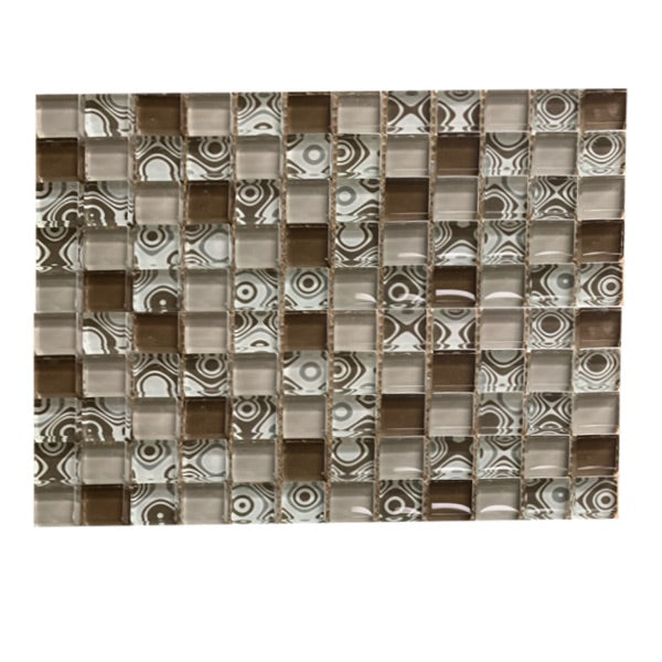 PS104 1x1 Glass Mosaic