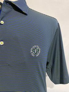Charleston Stripe Polo