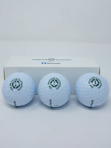 Logo Golf Ball - Pack of 3