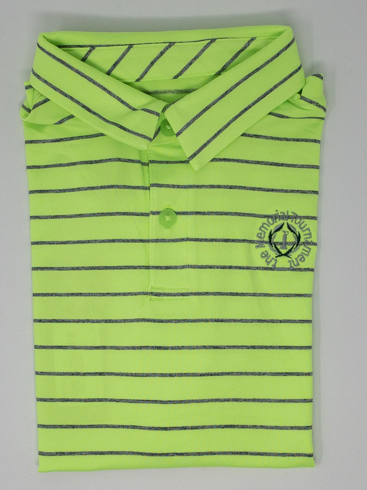 Striped Youth Polo