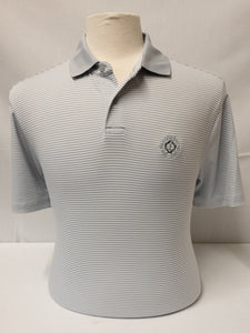 Pencil Stripe Polo