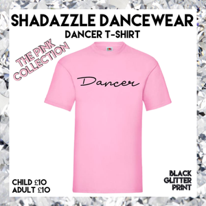 Dancer T-Shirt - Pink