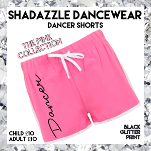 Dancer Pink Shorts