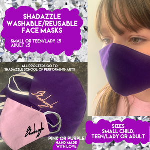 Shadazzle Face Mask