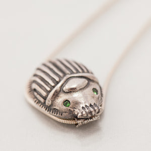 Egyptian Beetle necklace