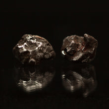 Load image into Gallery viewer, Meteorite earrings