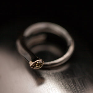 Open sneak ring
