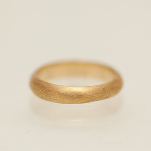 Smooth raw ring