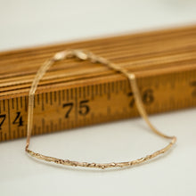 Load image into Gallery viewer, Gold Branch bracelet