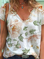 As Picture Cotton Vintage Shirts & Tops