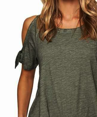Hollow Casual Top