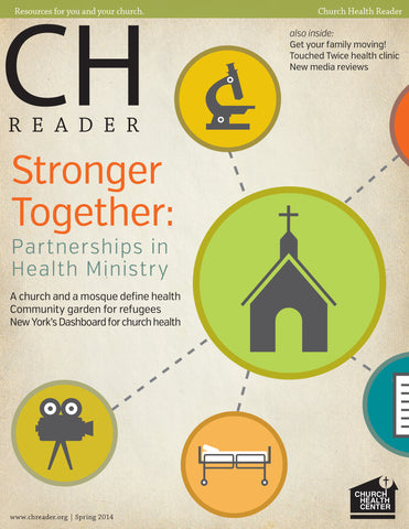 Church Health Reader Stronger Together