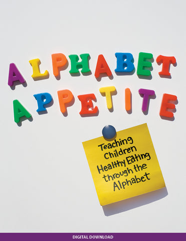Alphabet Appetite: Digital Download