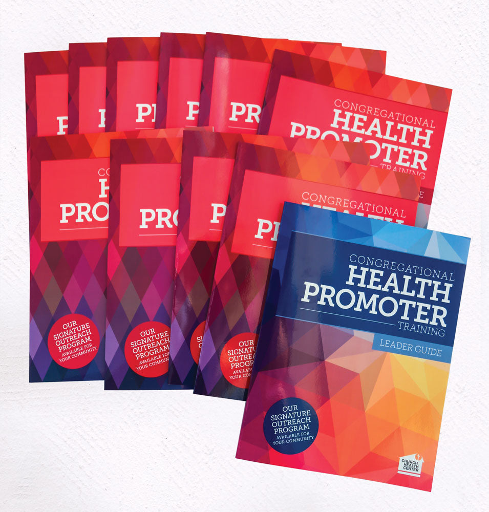 Congregational Health Promoter Bundle
