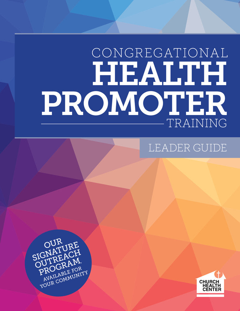 Congregational Health Promoters Leader Guide