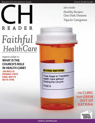 Fall 2012: Faithful Health Care | Digital Download