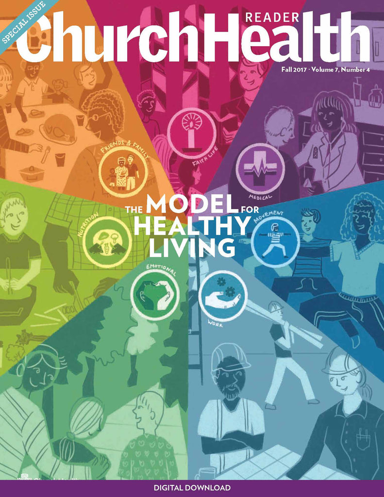 Fall 2017: Model for Healthy Living | Digital Download