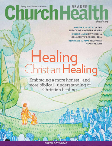 Spring 2015: Christian Healing | Digital Download