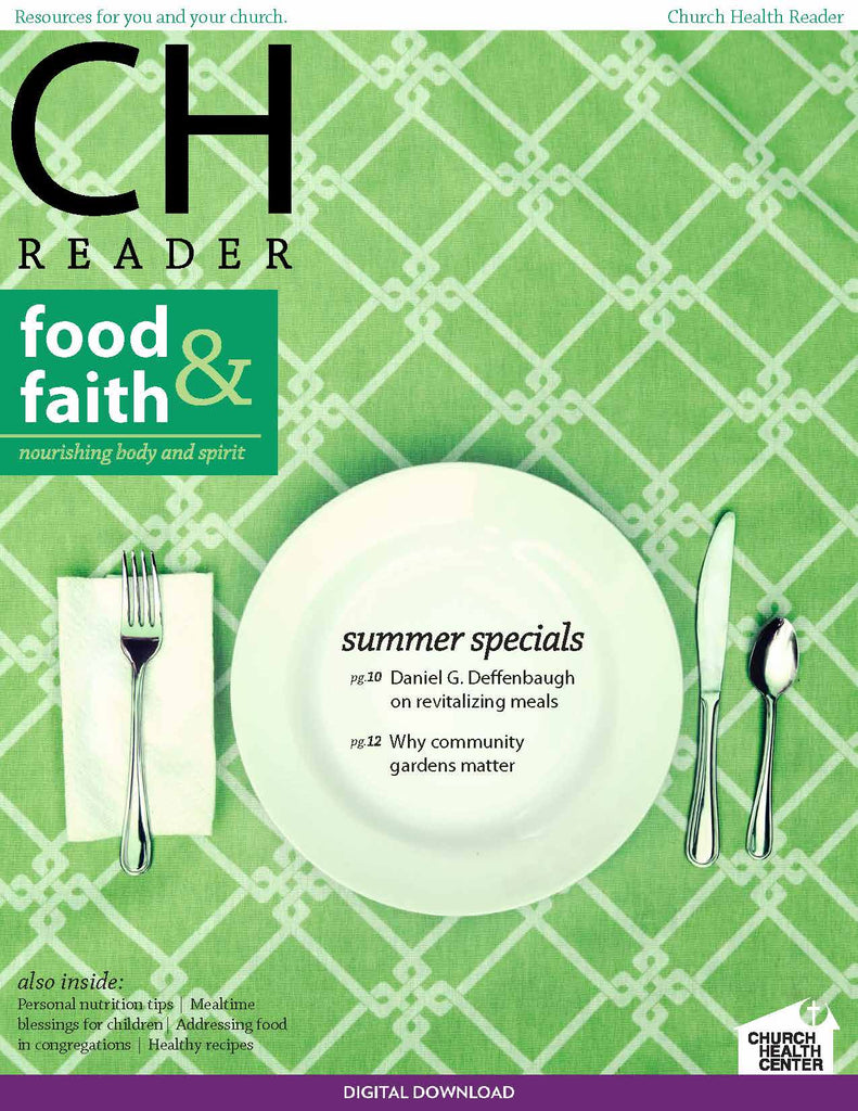 Summer 2011: Food and Faith | Digital Download