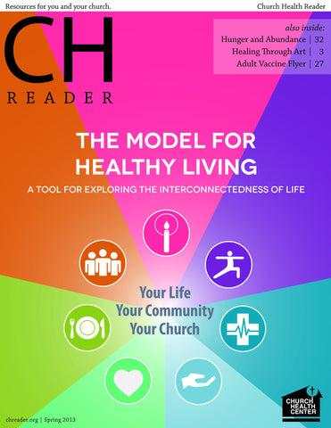 Church Health Reader Model for Healthy Living 2013