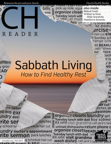 Church Health Reader Sabbath Living