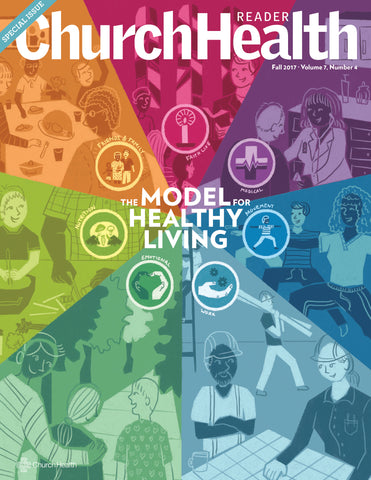Church Health Reader: Model for Healthy Living 2017