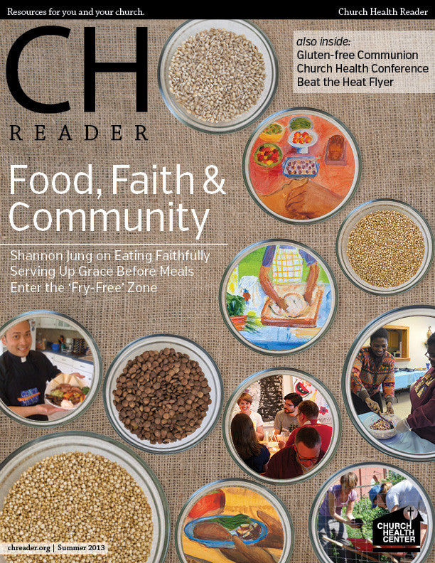 Summer 2013: Food, Faith, and Community