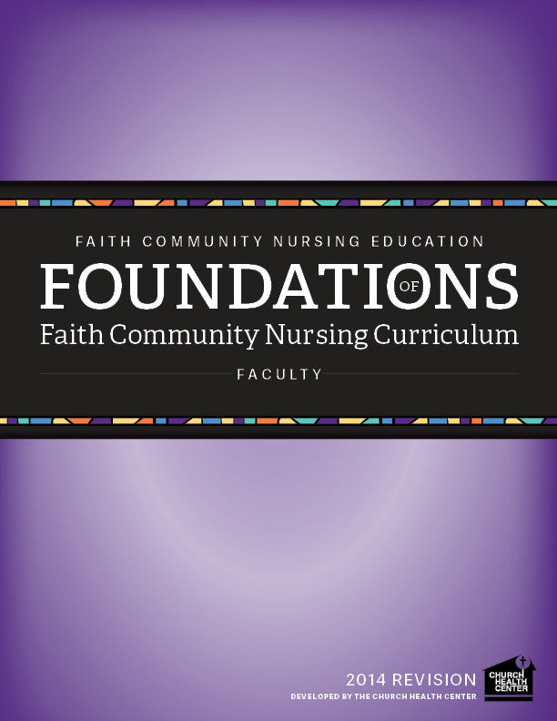 Foundations Faculty Curriculum