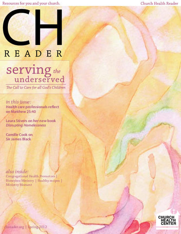 Church Health Reader Serving the Underserved