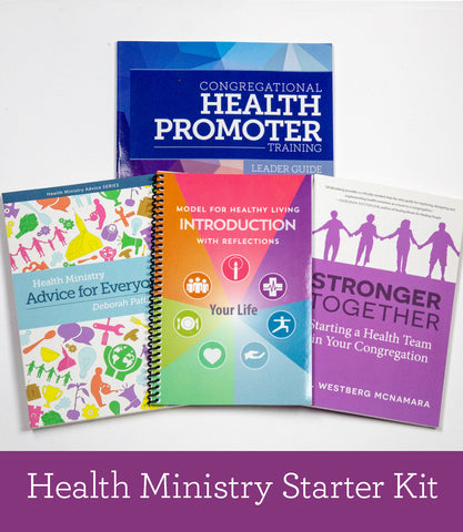 SOLD OUT Health Ministry Starter Kit