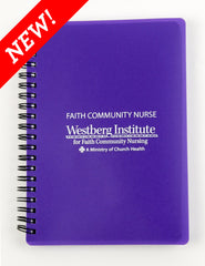 Westberg Institute Spiral Notebook with Pocket