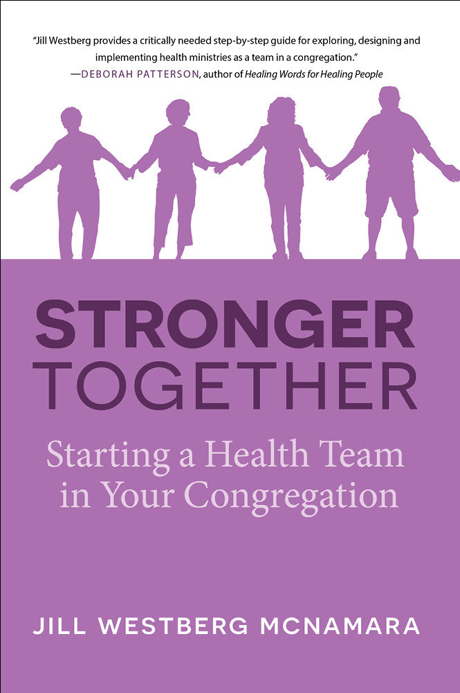 team words stronger together starting a health team in your congregation