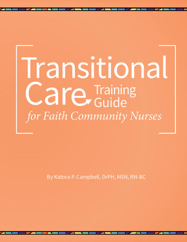 Transitional Care Training Guide
