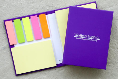 Westberg Institute Sticky Notebook