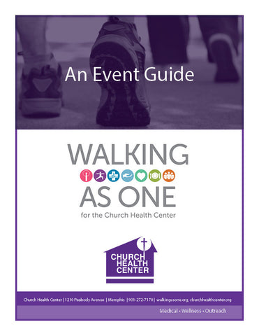 Walking As One Guidebook