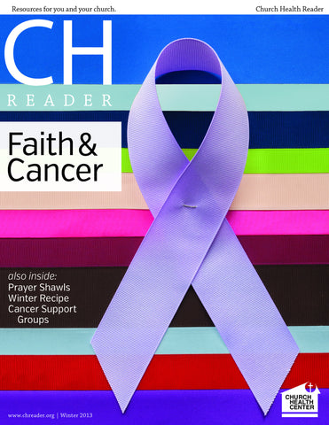 Winter 2013: Faith and Cancer