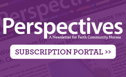 Perspectives Subscriptions