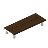 Invisia Bath Bench : 30""